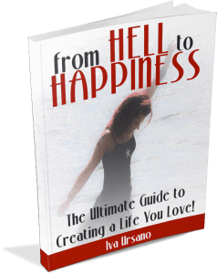 From Hell to Happiness a self help guide- a fresh start in life