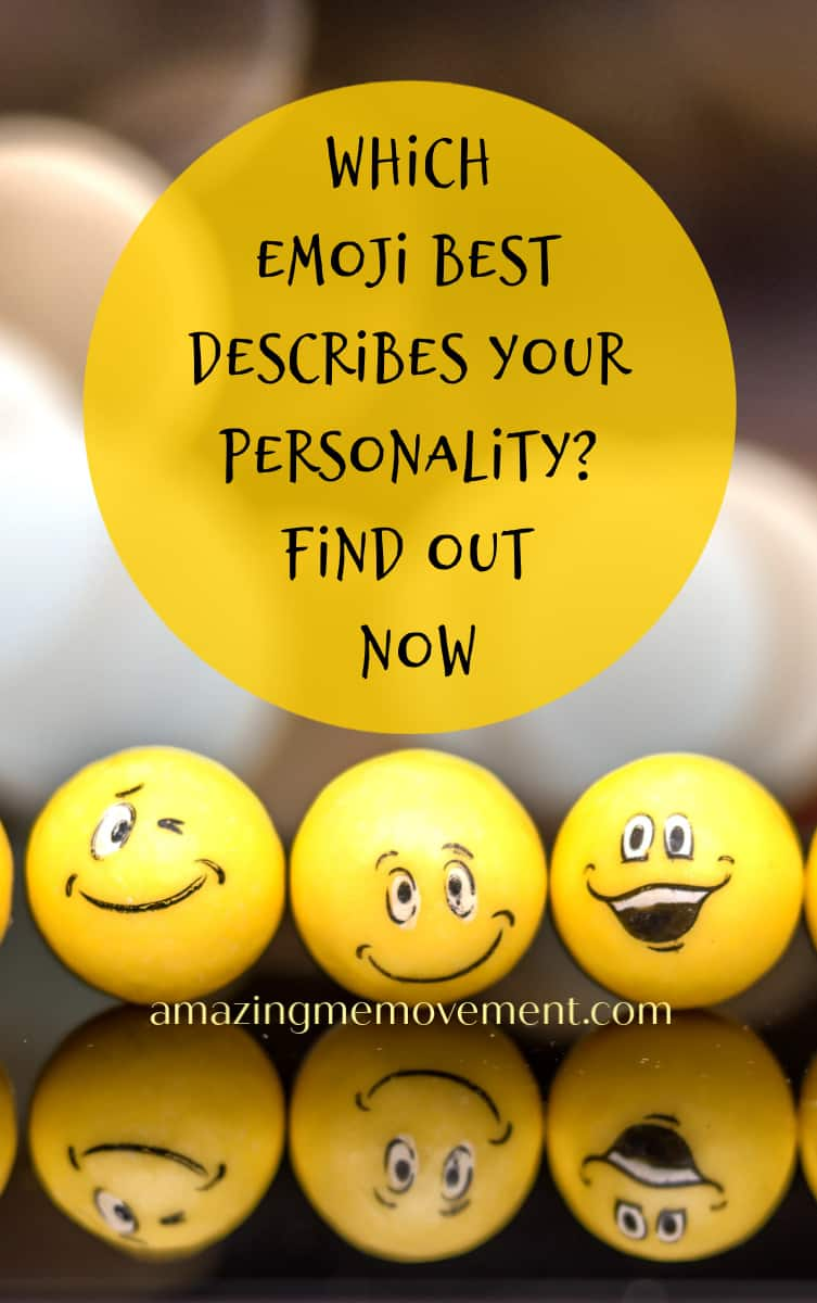 Take this emoji quiz to find out which one is your personality