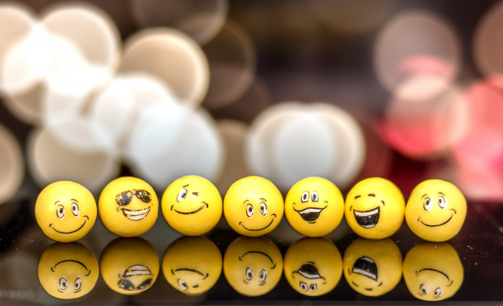 Take the emoji quiz now to find out which one you are