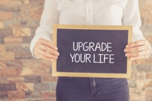 upgrade your life photo