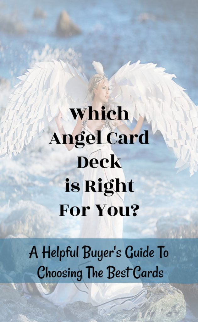 a buyer's guide to choosing the best angel card deck