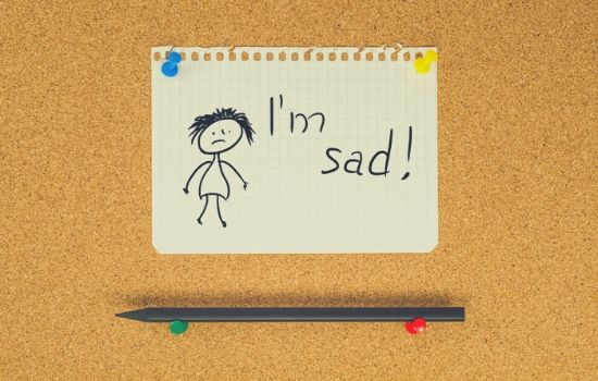i'm sad signs of low self esteem