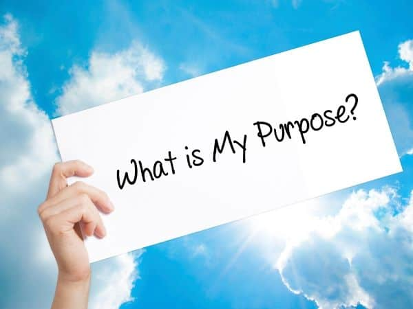 what is my purpose-getting a fresh start in life