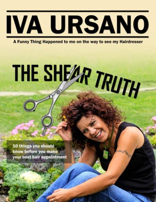 the shear truth eBook about being a hairstylist