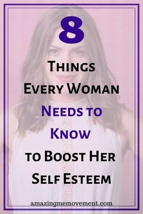 confidence boosting tips for women