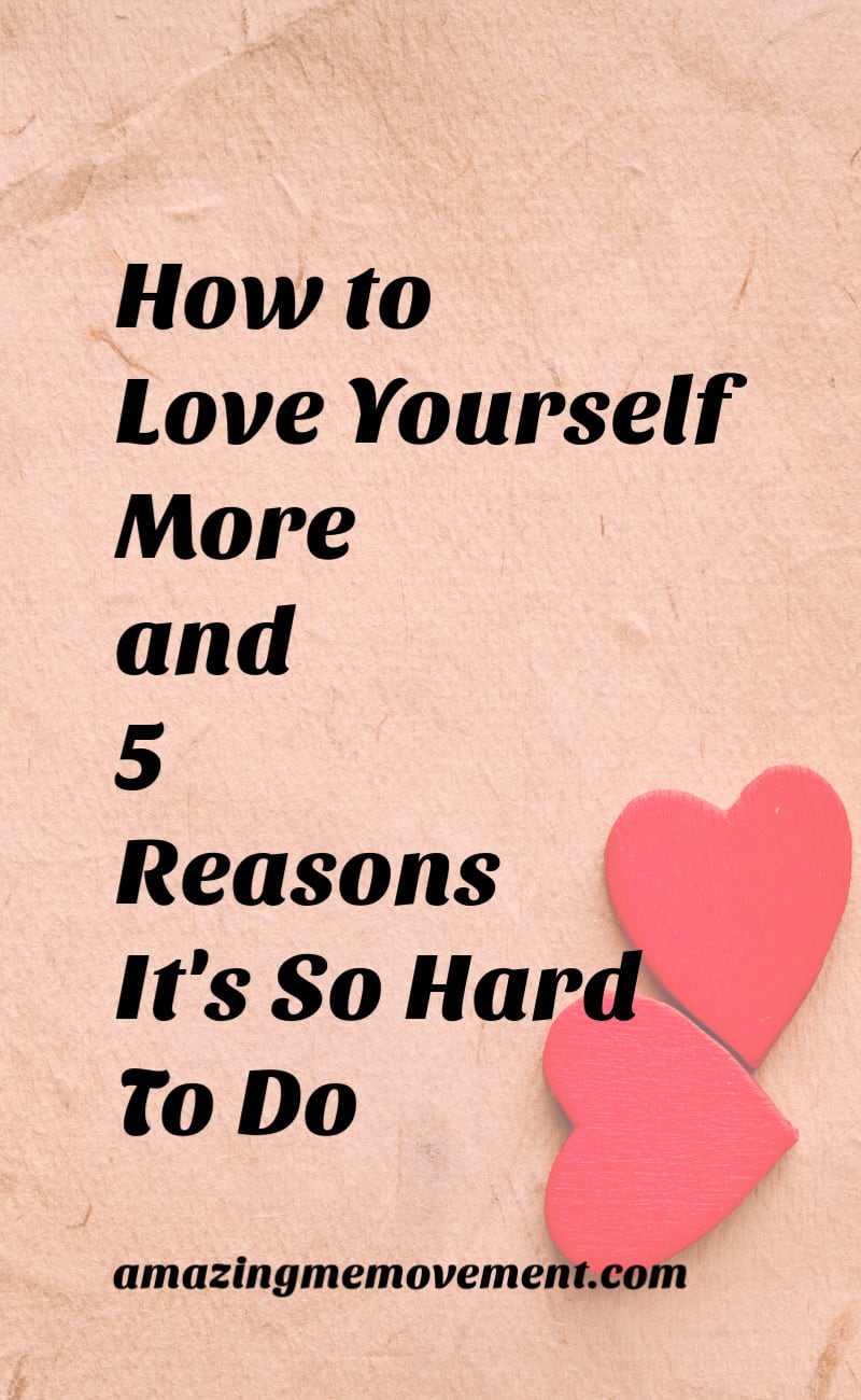 hearts-how to love yourself more