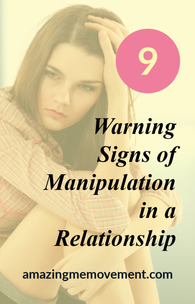 sad girl-signs of manipulation in a relationship