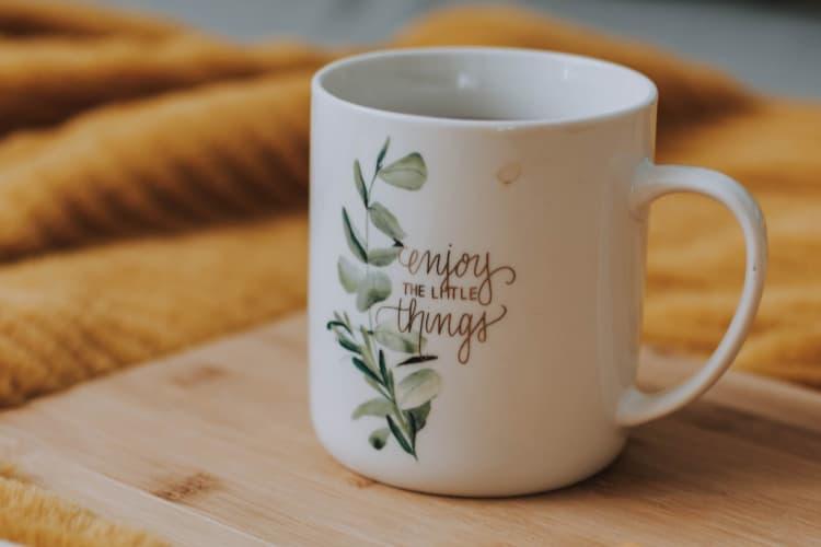 coffee mug-truths about life