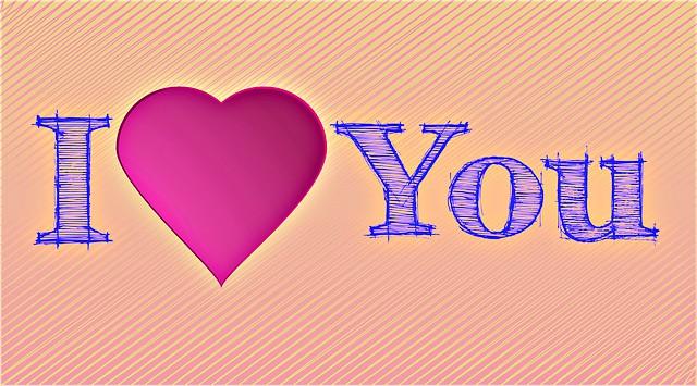 i love you- mini ebook self help series