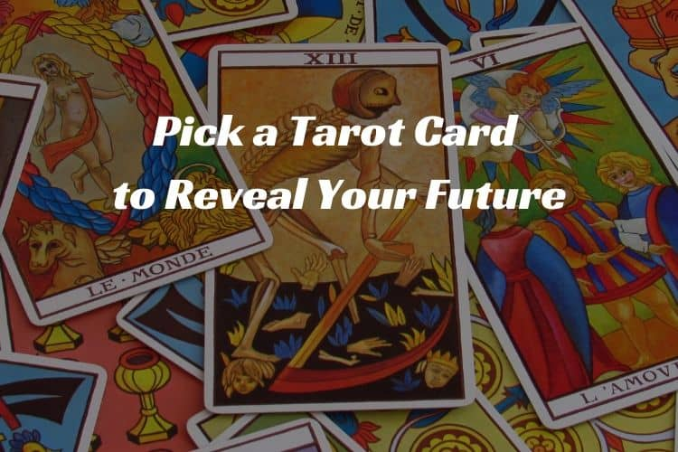tarot cards-pick a tarot card quiz