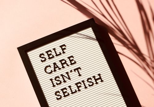 self care quote-how to build self confidence
