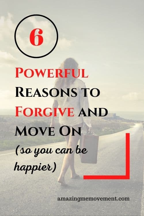 woman walking away-how to forgive and move on