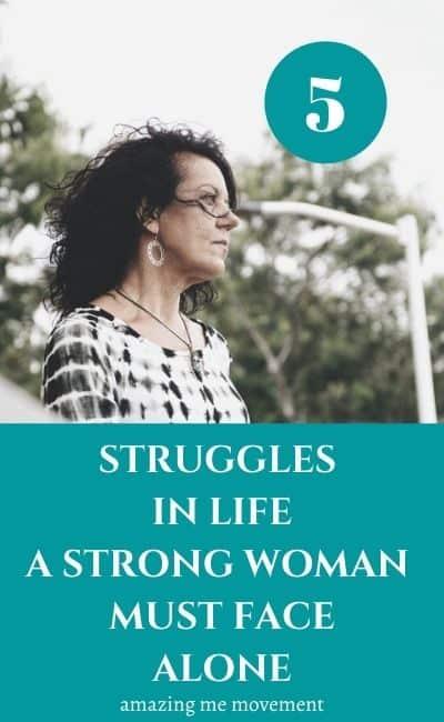 struggles in life blog pinterest pin image