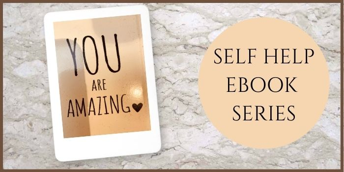 ebook image-blog post about finding yourself after a breakup