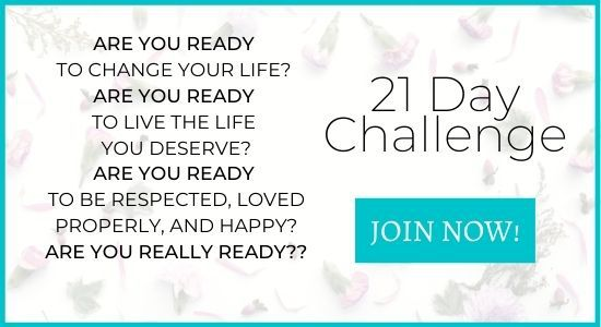 21 day challenge course image-blog for becoming a better person